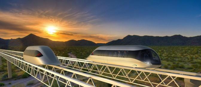 SkyWay Hochgeschwindigkeitsbahnen